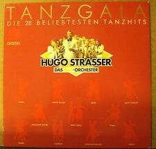 HUGO STRASSER Tanzgala LP OOP early-80's German import easy-pop