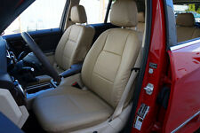 MERCEDES BENZ GLK 350 2011-2014 VINYL CUSTOM SEAT COVER 13 COLORS AVAILABLE