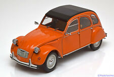 1:18 Minichamps Citroen 2 CV 1976 orange