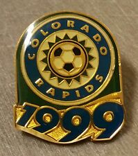 COLORADO RAPIDS 1999 Season Lapel Pin