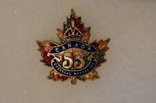 WW1 Canadian CEF 53rd Battalion Sweatheart Badge