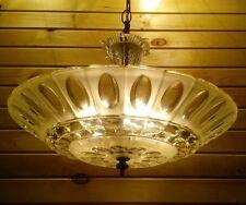 Antique-Vtg Art Deco/Nouveau Hanging Ceiling Light Chandelier, Designer Fixture