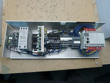 Panasonic FP-X C30R PLC w/ idec PS5R-SD24 power supply & others (2*A-28)