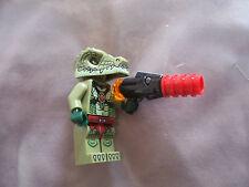 LEGO 70231 COCCODRILLO GUERRIERO minifig gratis UK P & P