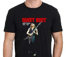QUIET RIOT METAL Randy Rhoads Tribute T-Shirt Size: XS S M L XL XXL
