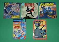 BOOKS Batman & DC Super Friends SC & Reader LOT OF 5