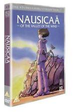 DVD NAUSICAA DELLA VALLE DEL VENTO di Miyazaki - ed UK