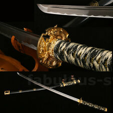 41' Full Tang Blade Japanese Samurai Katana  1060 Carbon Steel Battle Ready