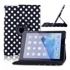 Folio Magnetic Leather Case Smart Stand Cover for Apple iPad Air2 2/3/4 4th 3rd