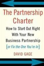 The Partnership Charter: How to Start Out Right With Your New Business Partnersh