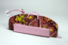 "39"" PINK CAMO LADIES ARCHERY BOW CASE FOR BOWTECH CARBON ROSE - FREE SHIPPING!!!"