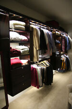 Closet  & Wardrobe LED Light KIT - 8 feet long and can be cut to fit - LOW Power