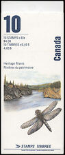 Canada 1991 SG#SB141 Rivers MNH Stamp Booklet #C24771