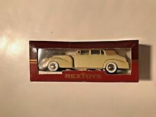 Rextoys 1938 Cadillac V16 Coupe 2 Portes 1:43 scale die cast model