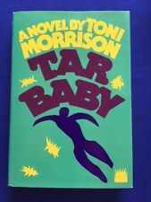 TAR BABY - FIRST EDITION REVIEW COPY BY TONI MORRISON