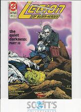 Legion of Super-Heroes  #23    NM   (Vol 3)
