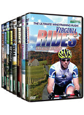*NEW* RIDES Indoor Cycling Complete Series - SPINNING DVD's