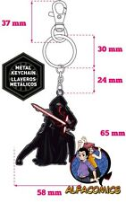 STAR WARS Portachiavi in metallo KYLO REN metal keychain! the force awakens