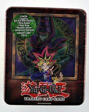 Yu-Gi-Oh 2003 Dark Magician New Collector Tin Mint condition Rare Factory Sealed
