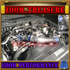 """BLUE 1998-2003 CHEVY S10 ZR2/XTREME/HOMBRE/SONOMA 2.2L FULL COLD AIR INTAKE 3"""""""