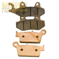 Front Rear Sintered Brake Pads - 2004 2006 HONDA Dream 50 NSF NSR 50 R 100 R