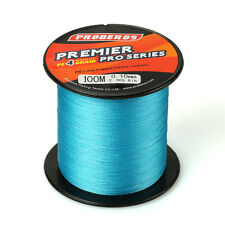 300M PE Braided Fishing Line Multifilament Angling Accessories 0.4 Blue