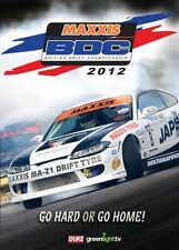Maxxis British Drift Championship - Official review 2012 (New DVD) BDC Drifting