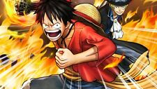 POSTER ONE PIECE MONKEY D LUFFY RUFY RUBBER PORTGAS D. ACE ANIME MANGA GAME #27