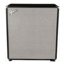 "Fender Rumble 410 Bass Cabinet V3 4x10"" Eminence Black DEMO"