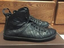 Louis Vuitton damier sneaker high top size 7