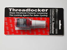 Finish Line threadlocker, tornillos de copia de seguridad