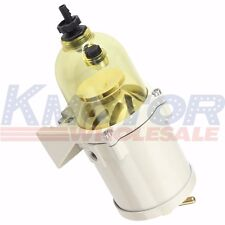 BRAND NEW 500FG 500FH DIESEL MARINE BOAT FUEL FILTER / WATER SEPARATOR
