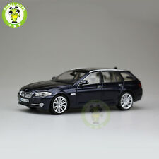 1/43 BMW 5er 550i Touring Car Diecast Car Model Blue