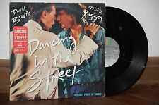 David Bowie & Mick Jagger-Dancing in the Street (12 inch 45) VG+