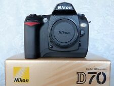 NIKON D70 Digital SLR Camera Body