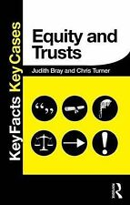 Equity and Trusts by Judith Bray, Chris Turner (Paperback, 2013)