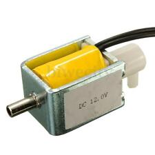 DC 12V 2-position 3-way Mini Electromagnetic Solenoid Valve For Gas Air / Pump