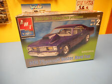 "AMT ERTL  1975 PLYMOUTH DUSTER HARD TOP  ""NEW IN BOX"""