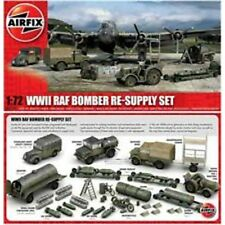 1:72 Airfix WWII Bomber Re-supply Model Set - Squadron Vehicles Kit (a05330)