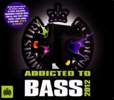 Various - Addicted to Bass 2012