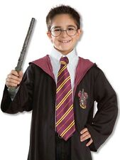 Officially Licensed Authentic Harry Potter Hogwarts School Tie Fancy Dress BN