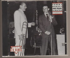 CD Tommy Dorsey & Frank Sinatra Stardust Masters of the Big Bands ! BMG 1992
