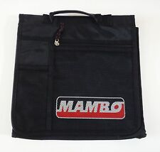 VINTAGE MAMBO TECH DJ BAG 1995 FROM THE CREATORS OF MAMBO LOUD SHIRTS