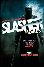 The Mammoth Book of Slasher Movies (2012, Paperback)