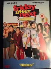 Friday After Next - DVD, Ice Cube, Mike Epps
