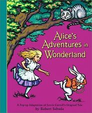 Alice's Adventures in Wonderland:Pop-up Adaptationby Lewis Carroll[Hardcover]BAM
