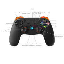 GameSir G3s Wireless Gamepad Controller For Android 4.0 PS3 PC black & orang new