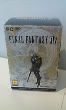 Final Fantasy XIV collection limitée - version PC