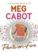Pants on Fire by Meg Cabot (2007, Hardcover)