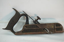 VINTAGE STANLEY PLANE NO 192 RABBET TOOL PLANER WOOD WORKING ANTIQUE ORIGINAL